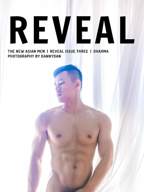 REVEAL Issue 3 - Dharma - Soft Cover Photo Book