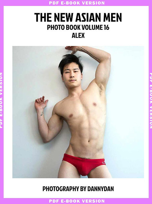 The New Asian Men 16 - Alex - PDF E-BOOK
