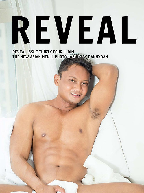 Reveal 34 - Qim - Soft Cover Photo Book