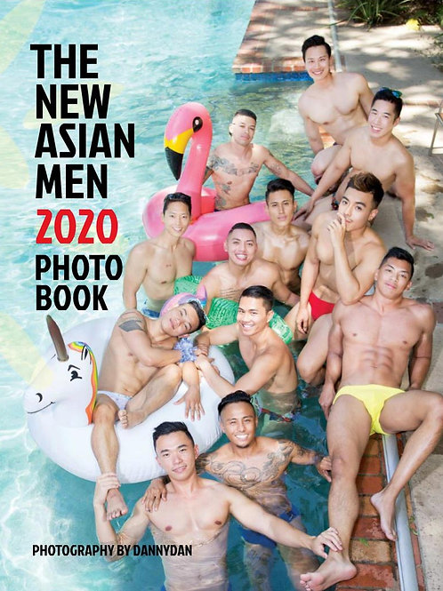 The New Asian Men Photo Book - 2020 Edition - Soft Cover Photo Book