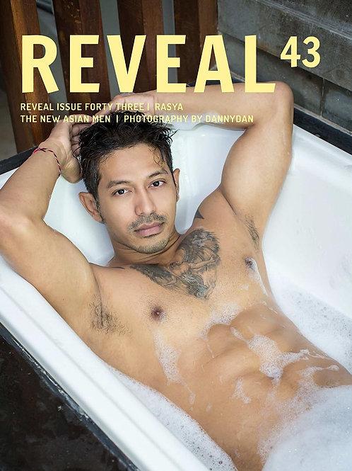 Reveal 43 - Rasya - Soft Cover Photo Book