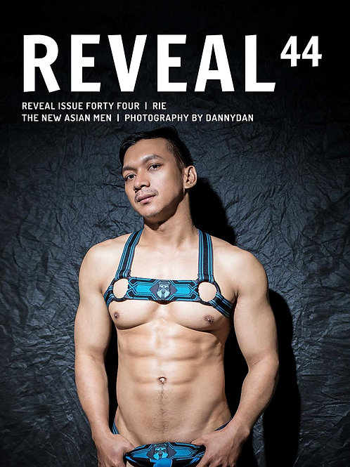 Reveal 44 - Rie - Soft Cover Photo Book
