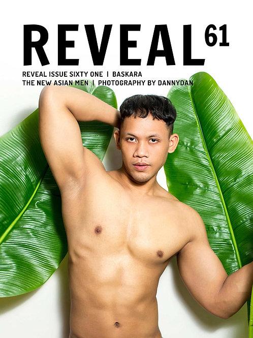 Reveal 61 - Baskara - Soft Cover Photo Book