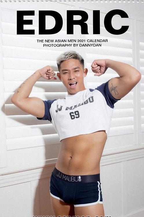 Edric - The New Asian Men 2021 Calendar