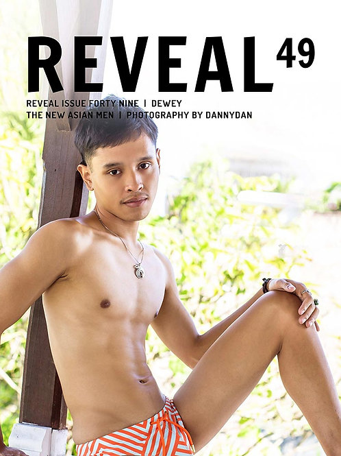 Reveal 49 - Dewey - Soft Cover Photo Book