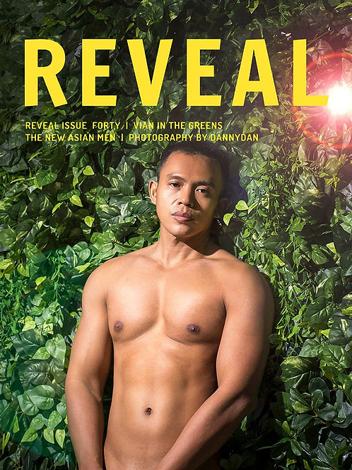 Reveal 40 - Vian In The Greens - Soft Cover Photo Book