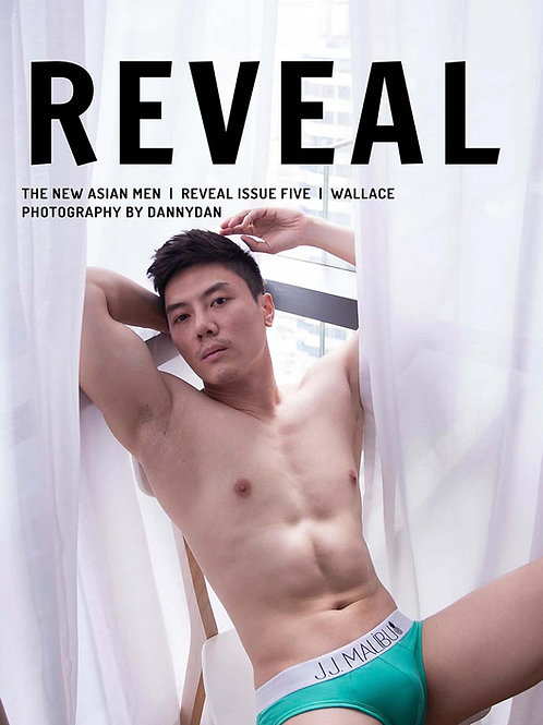REVEAL Issue 5 - Wallace - Soft Cover Photo Book