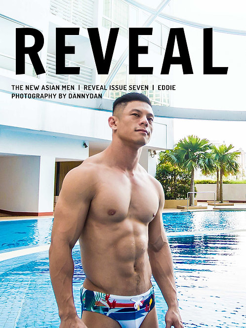 REVEAL Issue 7 - Eddie - Soft Cover Photo Book