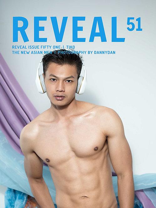 Reveal 51 - Tiko - Soft Cover Photo Book
