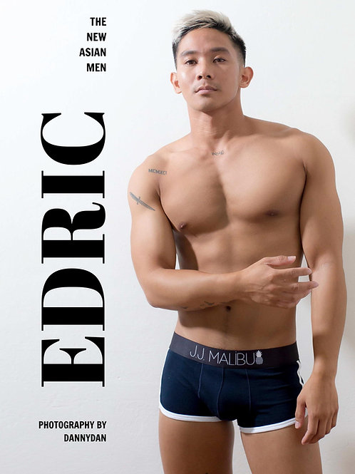 The New Asian Men - EDRIC - Soft Cover Photo Book