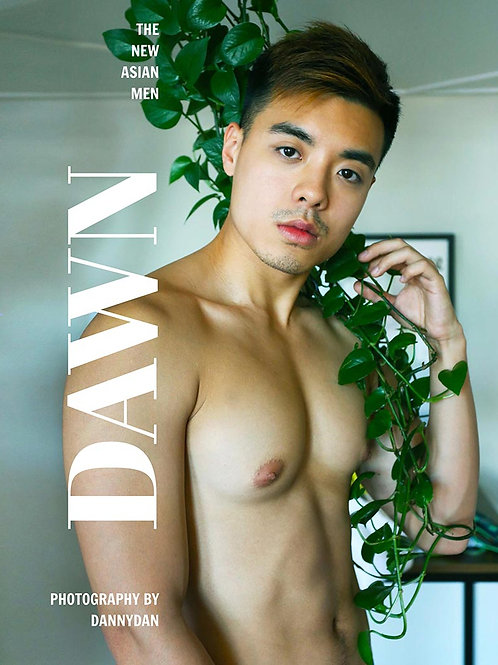 The New Asian Men - DAWN - Soft Cover Photo Book