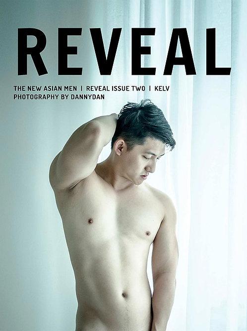 Reveal 02 - Kelv - Soft Cover Photo Book