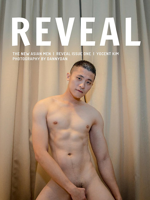 REVEAL Issue 1 - Yocent Kim - Soft Cover Photo Book