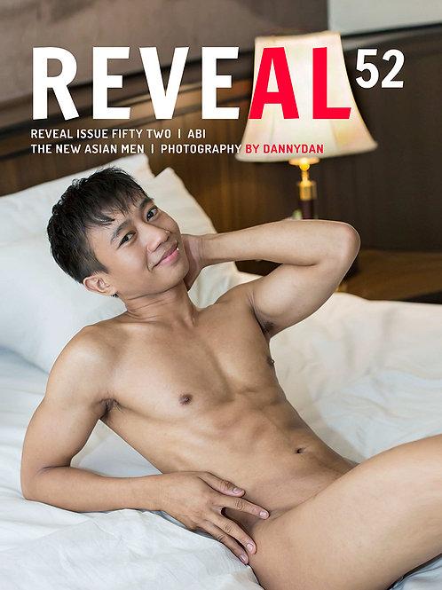 Reveal 52 - Abi - Soft Cover Photo Book