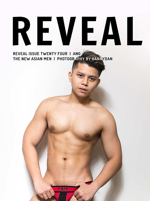 Reveal 24 - Ano - Soft Cover Photo Book