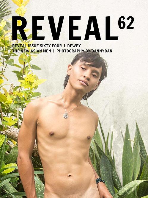 Reveal 62 - Dewey - Soft Cover Photo Book