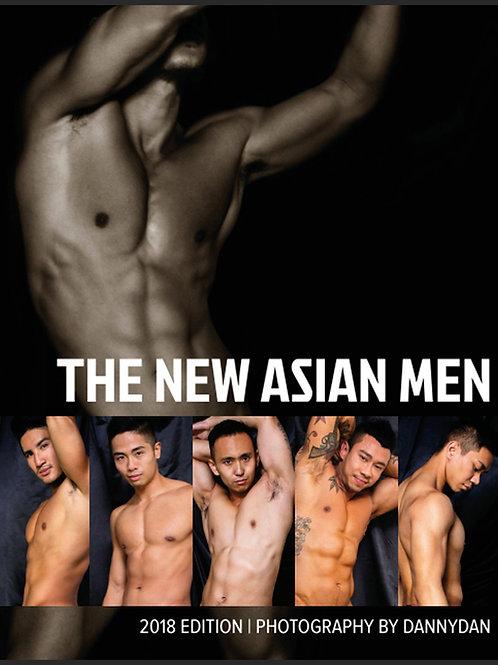The New Asian Men Photo Book - 2018 Edition - PDF E-Book