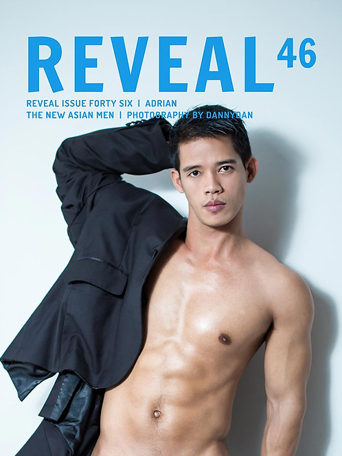 Reveal 46 - Adrian - Soft Cover Photo Book