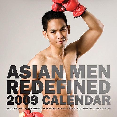 Asian Men Redefined 2009 Calendar