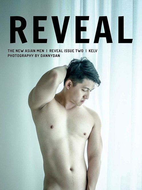 REVEAL Issue 2 - Kelv - Soft Cover Photo Book
