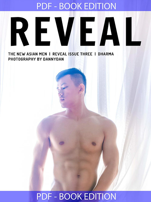 REVEAL Issue 3 - Dharma - PDF E-Book