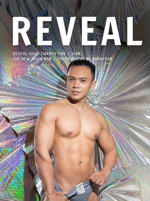 Reveal 25 - Vian - Soft Cover Photo Book