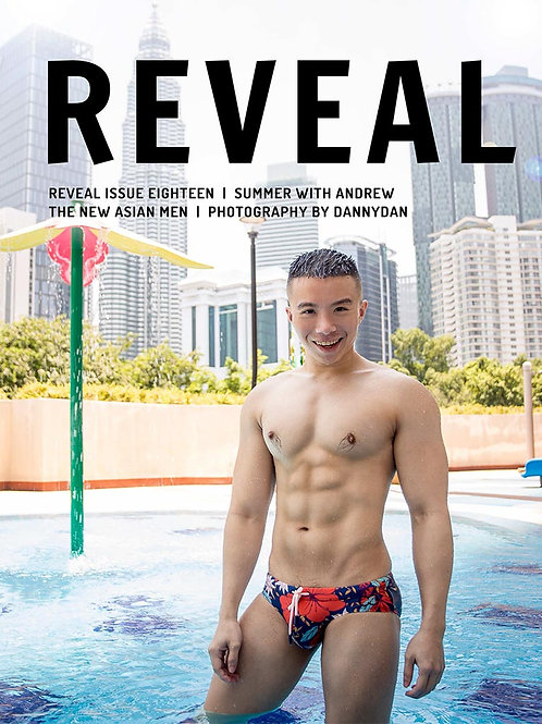 Reveal 18 - Summer with Andrew - Soft Cover Photo Book