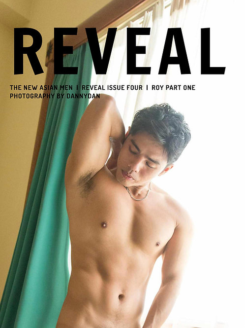 REVEAL Issue 4 - Roy 1 - Soft Cover Photo Book