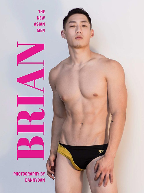 The New Asian Men 21 - Brian - Soft Cover Photo Book