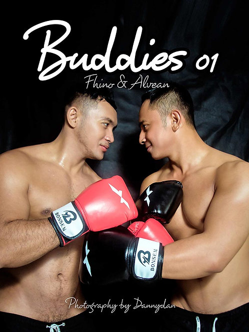 Buddies 01 - Fhino and Alvean - Soft Cover Photo Book