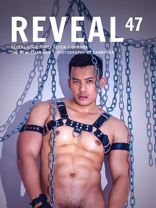 Reveal 47 - Dharma - Soft Cover Photo Book