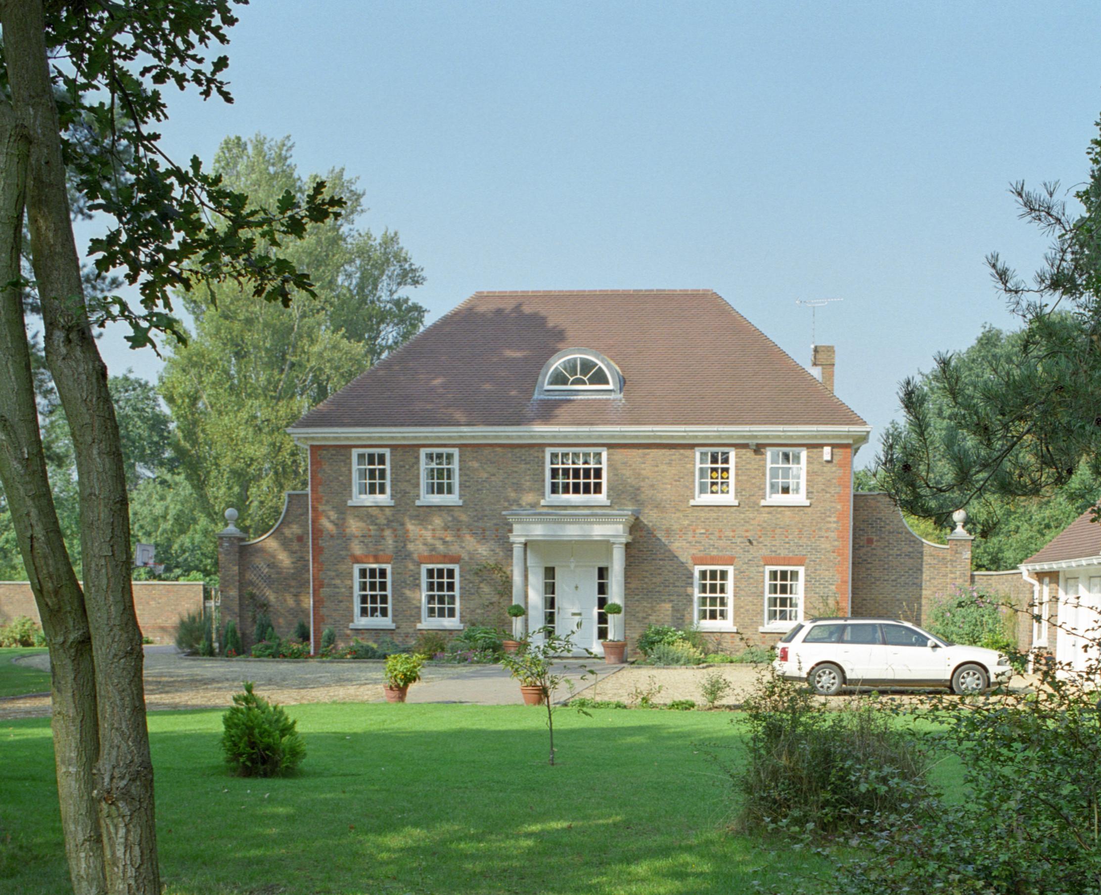 New House, Frilford Heath