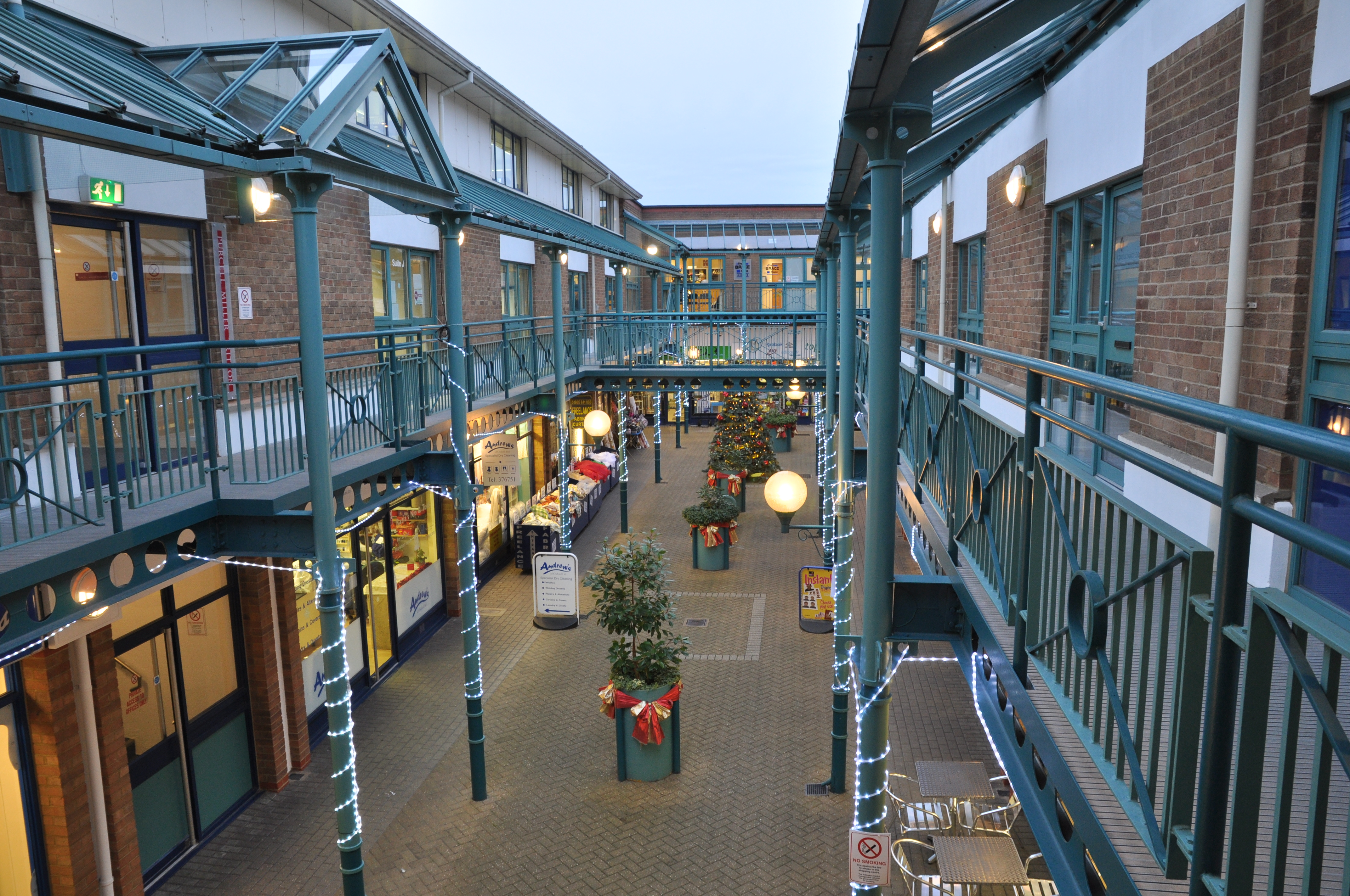 Kidlington Centre