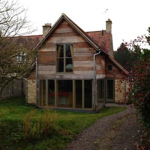 Sams House, Bladon