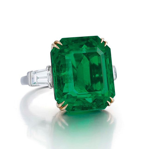Colombian Emerald - No Oil