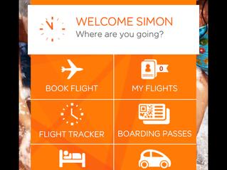 Mobile App & Boarding Pass
