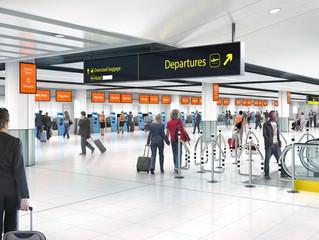 Auto Bag Drop / Airport Automation