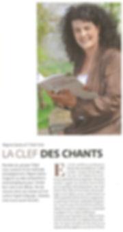 Article 1, Plaisir du Gers juillet 2012.