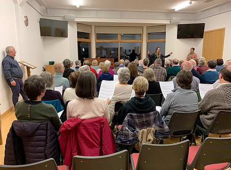 Helensburgh Oratorio Choir Collaboration