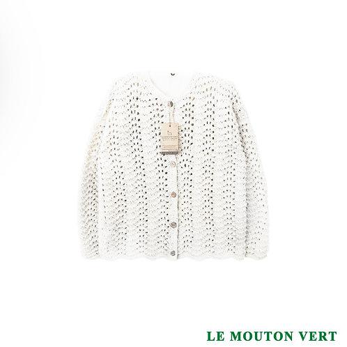 sweater BLANQUILLO, botones