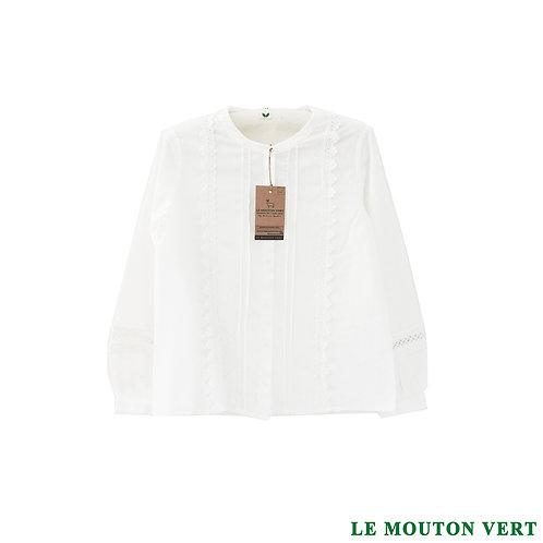 Blusa 7, Blanca