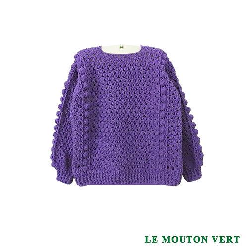 sweater EMMA, calafate