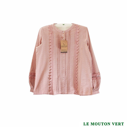 Blusa 7, rosa