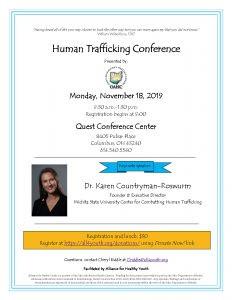 OAHC Human Traffiking Conference 2019