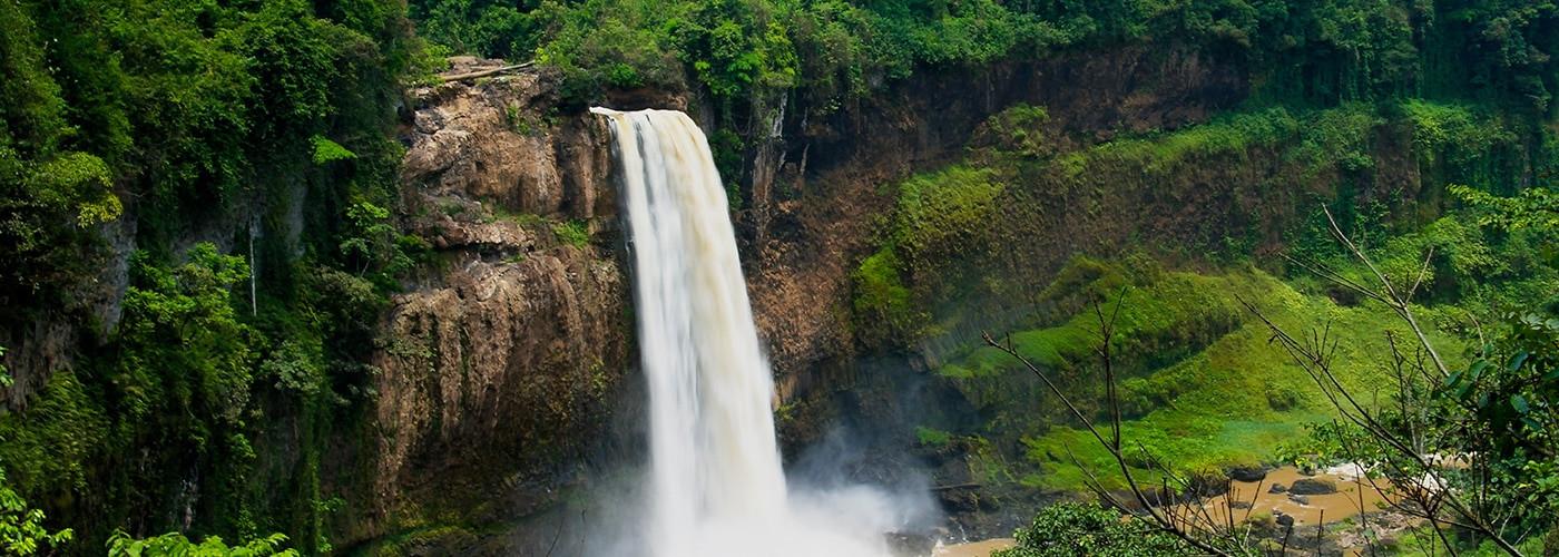 Chutes d'Ekom / Ekom waterfalls