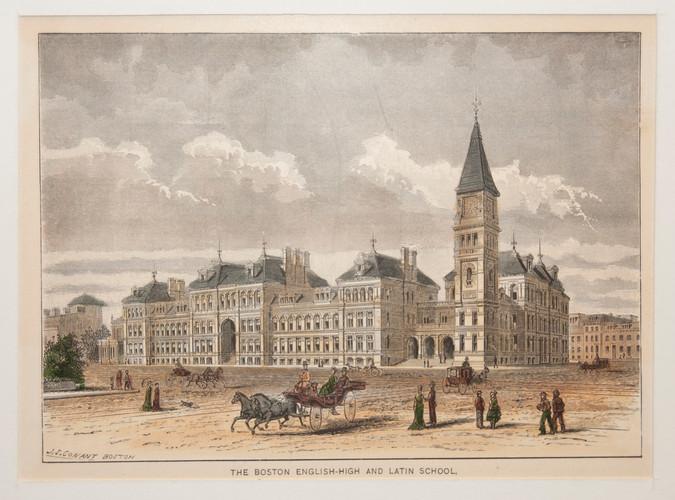 The Boston English High and Latin School