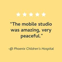 Phoenix Children's Hospital Nutrition Month
