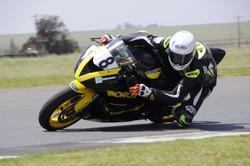Connor Thomson Monroe Racing R6
