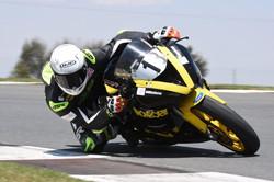 Connor Thomson Monroe Racing