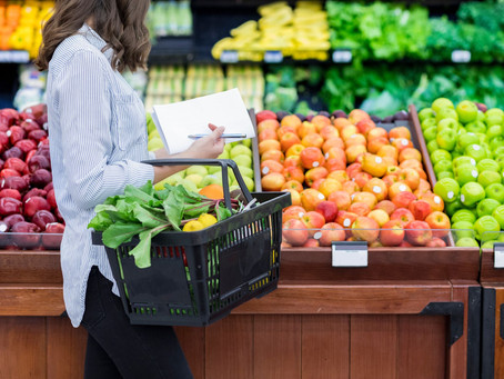 How to save money, trips to the grocery store and still eat healthy